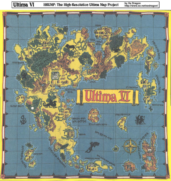 Video Game Maps | NeoGAF on